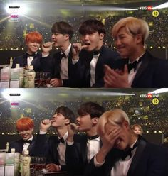 BTS [9 Precious Moments You Might Have Missed at the 25th Seoul Music Awards]