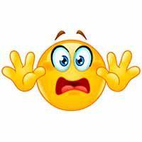 emoticones de tener miedo Funny Emoji Faces, Funny Emoticons, Smileys, Smiley Faces, Emoticon Love, Emoji Symbols, Wholesome Memes, Reaction Pictures, Disney Characters