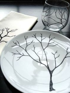 Posh Plates Photography #PotteryPainting