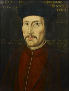 Anne Boleyn's maternal great-grandfather: John Howard, First Duke of Norfolk (1421-85) | The Royal Collection