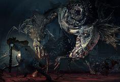 Bloodborne: The Old Hunters na nowym gameplayu