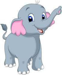 resultado de imagen para ilustraciones infantiles picasa elefante infantil animales bebes animados dibujos de elefantes