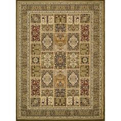 Purchase the Safavieh Lyndhurst Panel Rectangular Rug at an always low price from Walmart.com. Save money. Live better.