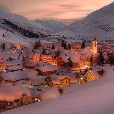 Explore the most beautiful places in switzerland ▶ Andermatt, Beautiful World, Beautiful Places, Places To Travel, Places To Visit, Places In Switzerland, Winter Scenery, Destination Wedding Locations, Photos Voyages