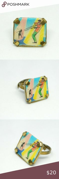Moving Picture Hologram Dancing Couple Trombone Moving Picture Hologram Dancing Couple Trombone Player Ring Size 3.5 and up currently set to 3.5 but can be sized up due to flexibility of the metal – see pics 5/8 by .75″ Vintage Jewelry Rings  Best Picture For dancing couple reference For Your Taste  You are looking for something, and it is going to tell you exactly… #Couple #Dancing #dancingcouplepaintingromantic #dancingcouplephotographyblackandwhite #Hologram #howtodrawdancingcouples Trombone, Womens Jewelry Rings, Women Jewelry, Dancing Couple, Moving Pictures, Hologram, Flexibility, Vintage Ladies, Vintage Jewelry