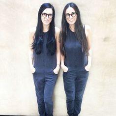5 celebrity mother-daughter look-alikes