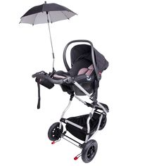 Parasol Style Stroller Umbrella | Mountain Buggy