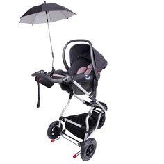 Parasol Style Stroller Umbrella | Mountain Buggy
