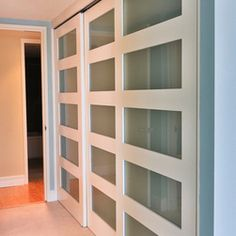 For the master bedroom closet door archer hardware on a mirror sliding