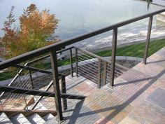 Cable Rail System ~ Cable Railing Systems Calgary | Cable Deck Railing S...