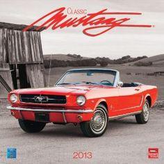 Mustangs, Classic 2013 Square 12X12