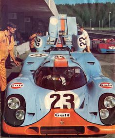 Porsche 917K, Zeltweg 1970