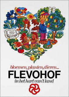Beleef de dag van je leven in de Flevohof, daar maak je de spannendste dingen mee, beleef de dag van je leven in de Flevohof, Flevo- Flevo- Flevoooooooooohof (melodie, die ik tot op de dag van vandaag kan meezingen, is geschreven door Joop Stokkermans)