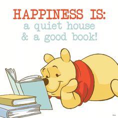 Winnie the Pooh Winnie The Pooh Quotes, Winnie The Pooh Friends, I Love Books, Good Books, Books To Read, Reading Quotes, Book Quotes, Pooh Bear, I Love Reading