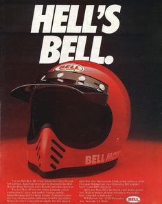 Bell Moto 3 Helmet #motorcycles #helmet #motos   caferacerpasion.com