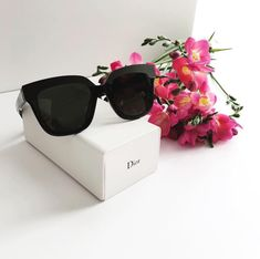 Find the Dior sunglasses and optical glasses on www.eyecatchonline.com - Available with or without prescription lenses