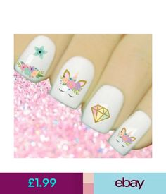 Nail Art Unicorn - Nail Art Ideas - The most beautiful nail designs