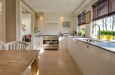Did you know, if there are various concepts of kitchen design and decoration styles that can be applied to your home. One of them is the design and decoration of a farmhouse kitchen. The design or decoration of this… Continue Reading → Kitchen Interior, Kitchen Decor, Kitchen Ideas, Kitchen Designs, Kitchen Stove, Kitchen Cabinets, Kitchen Appliances, Kitchen Countertops, Open Kitchen