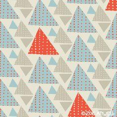 Zoe Attwell - Dotty Triangles 1