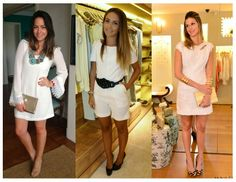 O Clássico, Branco Total | The Classic, Total White - Senhora Inspiração! Blog