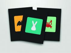 #celine #romeuf #design #lapin #rabbit #crabe #crab #chauve #souris #bat #book #flat #cute