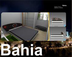 Cama Bahia