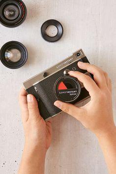 Lomography Lomo'Instant Montenegro Camera And Film Set