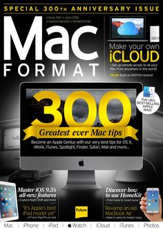 MacFormat is the UK's best selling magazine for the home Mac user