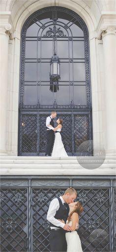 Detroit Institute of Arts | Downtown Detroit Wedding | E Schmidt Photography | Metro Detroit Wedding Photographer