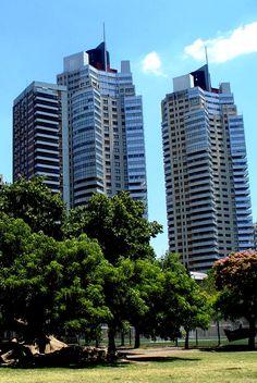Parque Las Heras. Buenos Aires
