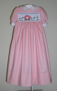 One Enchanted Evening (189)    This smocking plate has 8 1/4 rows and includes   design, instructions and DMC colors used.