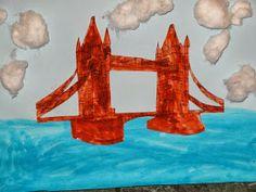 La maternelle de Luciole: Angleterre Continents, Europe, Preschool, Tower, Outdoor Decor, Painting, Montessori, Inspiration, Ms