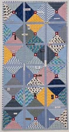 Quilt Inspiration: Search results for log cabin