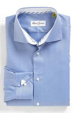 Robert Graham Regular Fit Dress Shirt available at #Nordstrom