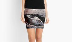 """Hope"" Pencil Skirt by ArteCluster"