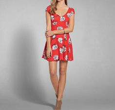 This is my closing day dress from Abercrombie.  http://www.abercrombie.com/shop/us/womens-skater-dresses-and-rompers/floral-cutout-dress-4272655_01?ofp=true