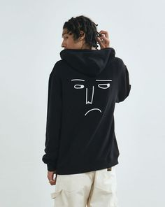 Lazy Oaf Face Off Hoodie                                                       …