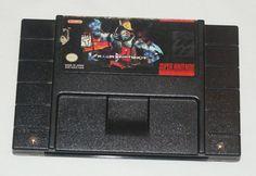Killer Instinct (Super Nintendo SNES, 1995) cleaned tested polished pins