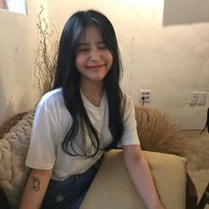 girl, model and korean image on We Heart It