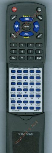 MARANTZ Replacement Remote Control for 307010053023M, BD5004, BD7004, RC004BD by Redi-Remote. $44.22. This is a custom built replacement remote made by Redi Remote for the MARANTZ remote control number 307010053023M. *This is NOT an original  remote control. It is a custom replacement remote made by Redi-Remote*  This remote control is specifically designed to be compatible with the following models of MARANTZ units:   307010053023M, BD5004, BD7004, RC004BD  *If you have any conc...