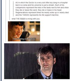 STOP GIVING MOFFAT IDEAS!