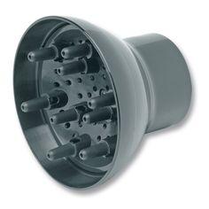 Difusor Parlux 3500. El empalme ha sido estudiado expresamente para el uso con el secador 3500 Supercompact y 3500 Ceramic & Ionic.Acoplamiento rápido, exacto y seguro.