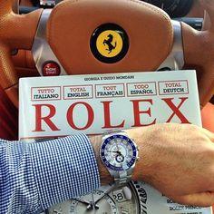 rolex ferrari - Google Search Rolex Tudor, Ferrari, Prince, Google Search