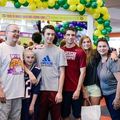 One Mission wants to give a shout out to the McLaughlins! They have been big supporters of our Buzz Off for the past four years. #buzzforkids
