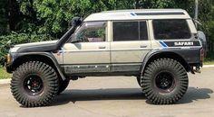 Patrol Gr, Nissan Patrol, Land Cruiser, Offroad, Gq, Safari, Monster Trucks, Cars, Vintage Cars