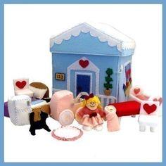 Home Sweet Home -Felt Toys