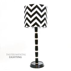 Black and White Chevron!