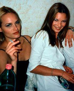 Kate & Amber.