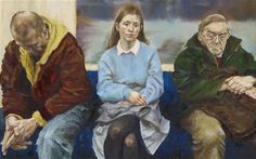 BP Portrait Award 2014, National Portrait Gallery, review: 'satisfying' - Telegraph