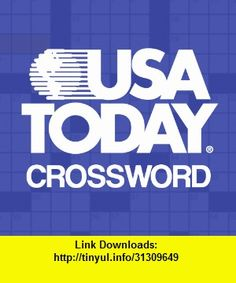 USA TODAY� Crosswords, iphone, ipad, ipod touch, itouch, itunes, appstore, torrent, downloads, rapidshare, megaupload, fileserve Crossword, Usa Today, Ipod Touch, Good Night, Itunes, Ebooks, Ipad, Iphone, Logos